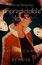Unpredictable Love (Voltron's Keith Kogane X Reader fanfiction) by Mendie_Plays