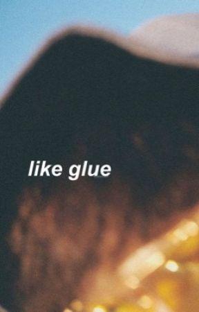 like glue | kim hanbin by hhahaYeon