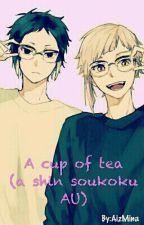 A cup of tea (a shin soukoku AU) by KimchiNeko