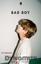 [HIATUS] The Bad Boy [NC 18+] FF Jeon Jungkook by richangbinxx