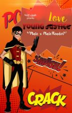Male x Male Reader || Young Justice by Will-Chan