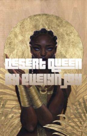 Desert Queen by evelyn-joy
