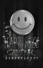 Happiness Capital {F O R G E T Book I} by strobberypi