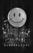 Happiness Capital {F O R G E T Book I} by strobberypi