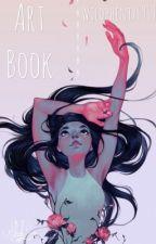 Art Book d'un petite artiste Potterhead 😊 by thunderbirdpassenger