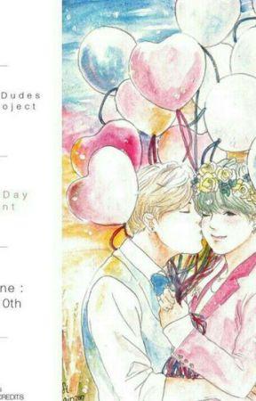 Colours of Love - MinGa Dudes 2nd Project by lionbun_