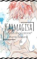 Karmagisa ~ Czyli po drugiej stronie Karmy Akabane by Chisato-chan