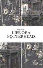 life of a Potterhead  by -teenspirit_