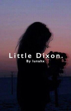 Little Dixon. by ayyyL8nah