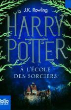 Les Maraudeurs lisent Harry Potter à l'école des sorciers  by LilyPotter42