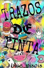 Trazos De Tinta by blue_piscis