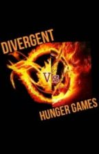 Divergent vs. Hunger Games by Youngest_Hearts