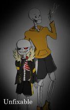 Unfixable - HoneyMustard (SwapPapyrusxFellSans) by KillerAkuma