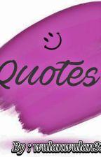 Quotes by wulanwulan31_
