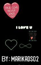 I Love You~ Ti Amo by marikads02