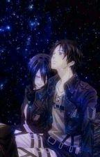 Eren & Mikasa - [Regarde, le ciel est beau...] {TERMINE} by Deigaara