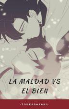 La maldad vs El bien [Black×Goku] by -ToukaSasaki-