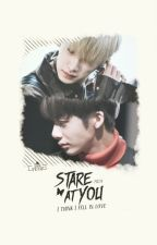 [Shortfic | M | Hyungwonho] Stare at you (I think I fell in love) by preythemadness
