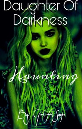 Haunting (Girl Snape Book 3) by GirlAprilSnape127