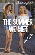 the summer we met ✧ jerrie by glowinjade