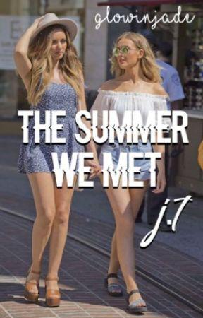 the summer we met ✧ jerrie by glowinjade