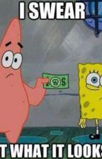 Spongebob memes by happy5bunny