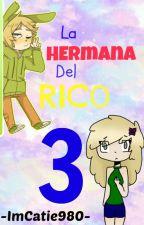 La Hermana del Rico .:TERCERA TEMPORADA:. -FNAFHS- Springtrap y Tú- by -ItsCatie980-