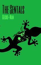 Gecko-Man by SentalSeries