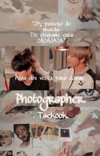 Photographer. [Vkook] 📸