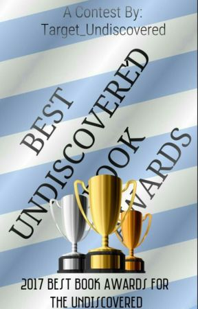 Best UNDISCOVERED Book Awards by target_Undiscovered