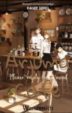 ARJUMA CAFE VOLUME 1 [COMPLETE] by wanzeneth