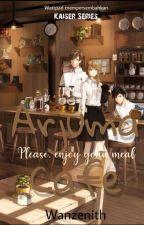 ARJUMA CAFE VOLUME 1 [COMPLETE] by wanzeneth