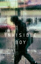 Invisible boy|Chardre by TeczowyZelus