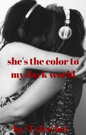 she's the color to my dark world by PORK_CUTLET_BOWL_