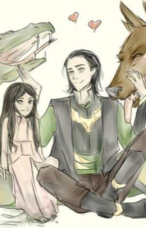 Eisa the daughter of Loki - Memories - Wattpad