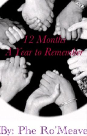 12 Months, a Year to Remember by PheRoMeave