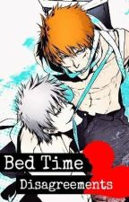 Bed Time Disagreements (Bleach Yaoi Version) by DesireFix