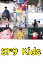 SF9 Kids by guanlinpanda