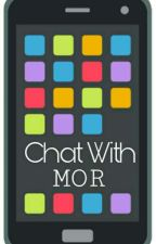 Chat with Mor// Emre MOR by poncigin_emresiii