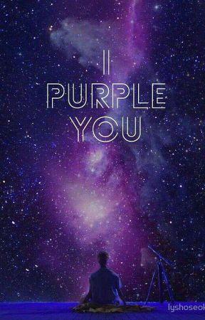 I Purple You - character sheet - Wattpad