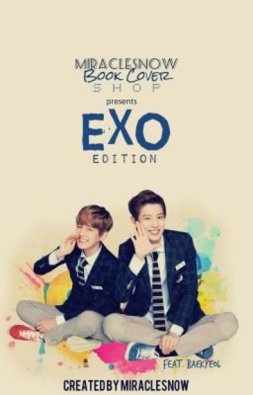 Book Cover Request Wattpad : Miraclesnow book cover shop exo edition batch closed