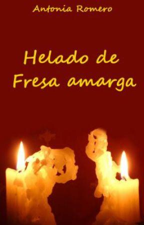 Helado de fresa amarga by AntoniaRomero