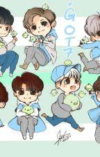 [MarkBam][2Jae][JinGyeom]Soái ca lạnh lùng cũng phải đổ trước thụ đanh đá by jungkook01091997