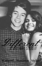 Different  // Harry Styles // by Runaway_Styles