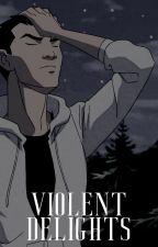 violent delights ▬ regulus black by bluespaladin
