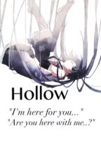 Hollow (Ink!Sans x Depressed!Reader) by Etsuko_Spark