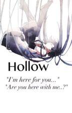 Hollow (Ink!Sans x Depressed!Reader) by Etsuko_Spark