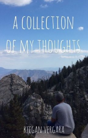 a collection of my thoughts // keegan vergara by lilac-daydream