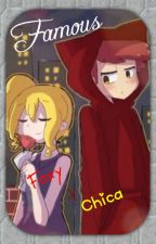 Famous fnafhs foxica by Aely_Fanfic