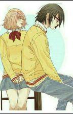Love In High School -SasuSaku- by Uch_gebby